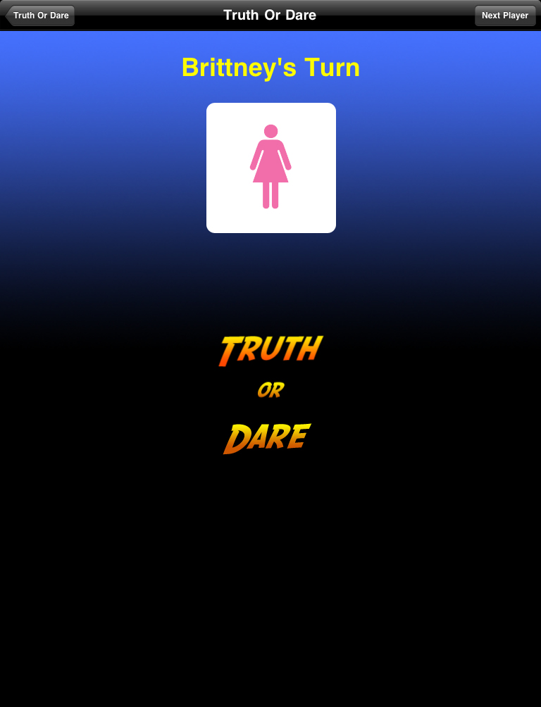 Truth or Dare Unlimited HD Pick Screenshot