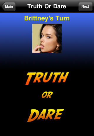 Truth or Dare Pick Screenshot