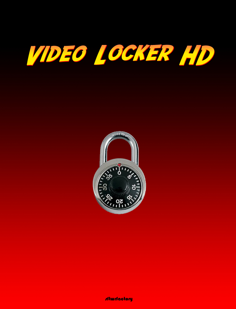 Video Locker HD Screen